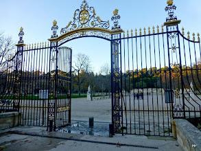 Photo: Les Jardins de la Fontaine furent l'un des premiers parcs publics d'Europe