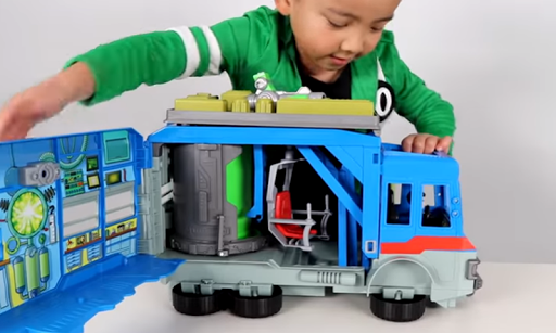 HD Video Ben 10 Toys Transforming Alien cheat hacks