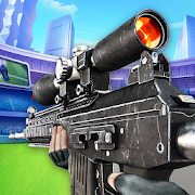 Shooting 3D Master- Free Sniper Games