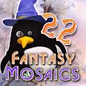 Fantasy Mosaics 22: Summer Vacation icon