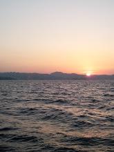 Photo: そして、太陽が昇って・・・