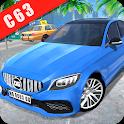 Car Simulator C63 icon