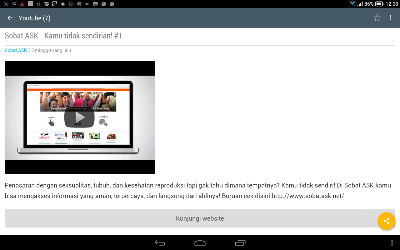 Sobat ASK- screenshot