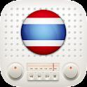 Radios Thailand AM FM Free icon