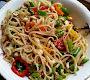 ~ Asian Linguine Salad ~ My Way Recipe