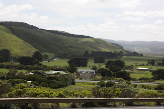 Photo: Year 2 Day 145 -  The Rest of the Downill We Have from Castle Cove  (Down into the Valley)