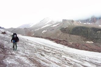 Photo: Gletscher walk