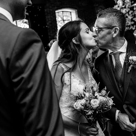 Wedding photographer Linda Bouritius (bouritius). Photo of 27.11.2017