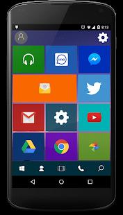 Win 10 Launcher : Pro screenshot
