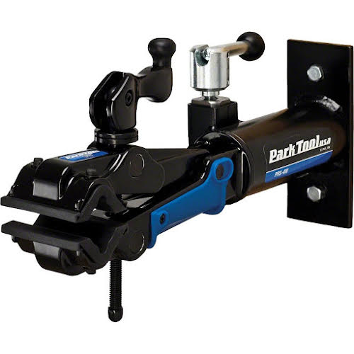 Park Tool PRS-4 W-2 Wall Repair Stand with 100-3D Micro Clamp