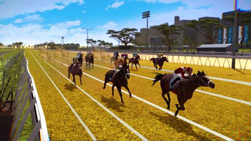 Horse Racing Endless Horse Riding Stunts 1.0.3 screenshots 1