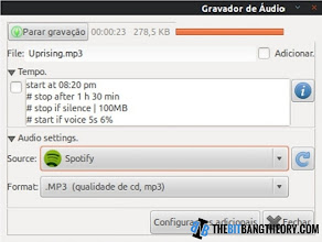 Photo: Audio-recorder