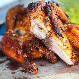 Grilled Piri Piri Chicken.