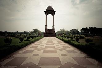 Photo: India Gate, Delhi, India