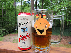 Photo: Yuengling Light Lager 24oz Can Meets Andre