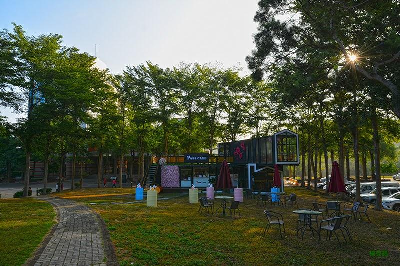 彰師大寶山校區帕司咖啡