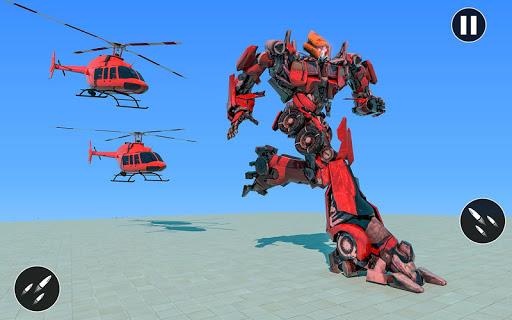 US Police Car Transform Robot War Rescue 2020  screenshots 18