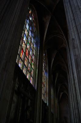 Chiesa gotica. di Leila