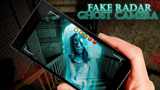 Fake Radar Ghost Camera