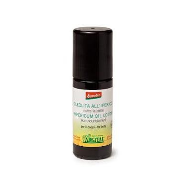 Hypericum oil lotion