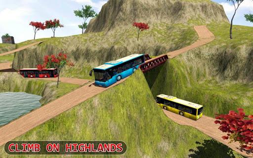 Modern Offroad Uphill Bus Simulator 1.4 screenshots 18