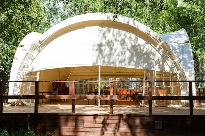 Фото №1 зала Малый банкетный шатер