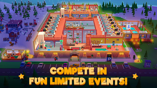 Hotel Empire Tycoon - Idle Game Manager Simulator apktreat screenshots 2