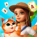 Little Tittle — Pyramid solitaire card game icon