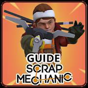 Game Tutorial Scrap Mechanic Game APK for Windows Phone