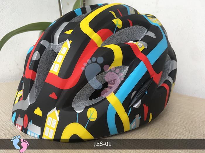 Nón bảo hiểm Utakfi JES-01 cao cấp 3