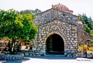 Photo: 2001-06-29. Laerma. Thari klooster | monastery.  www.loki-travels.eu