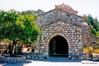 Photo: 2001-06-29. Laerma. Thari klooster   monastery.  www.loki-travels.eu