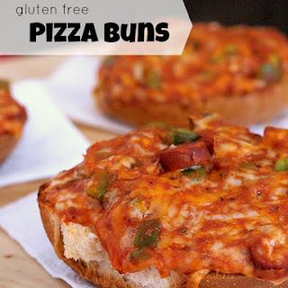 Gluten Free Pizza Buns