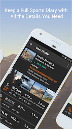 Sports Tracker Running Cycling APK screenshot thumbnail 5