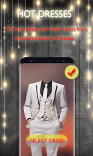 Men Suit Photo Editor-Hair, Mustache Costume 2017 - náhled