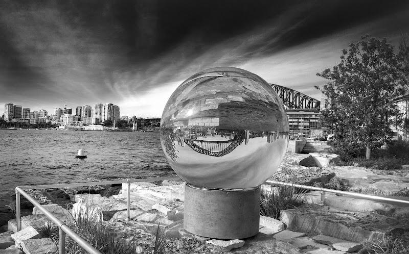 Sydney Bridge di Montevecchi
