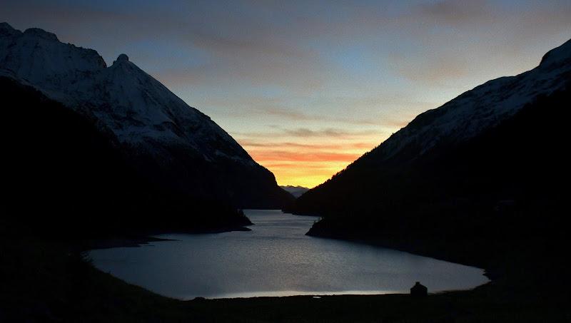 Alba e il lago di gigidueelle