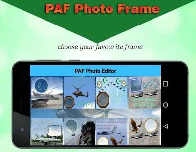 Pakistan Air Force DP Frame Editor HD : PAF Frames - náhled