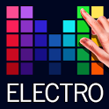 Electro Drum Pads loops DJ icon