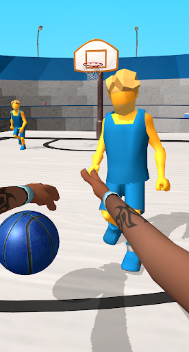 Dribble Hoops filehippodl screenshot 20