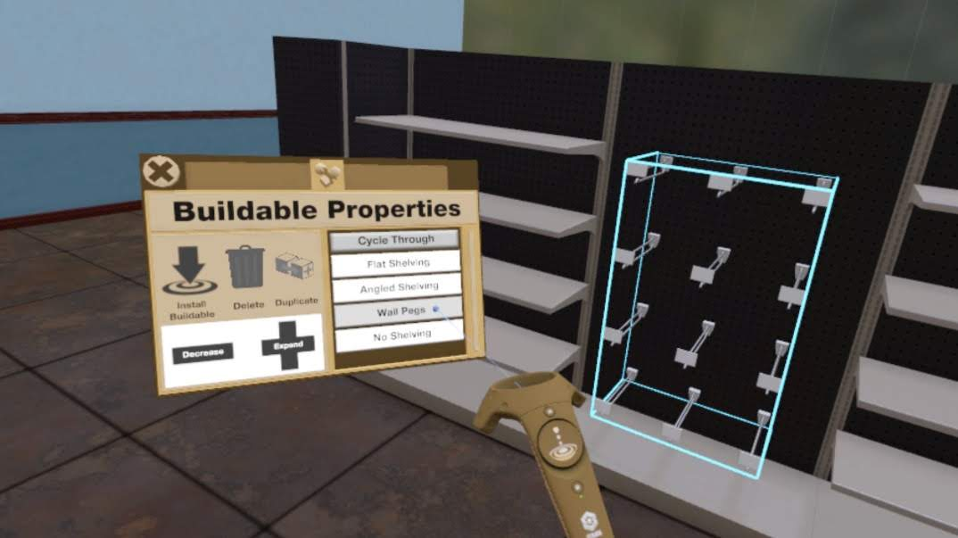 Strata Spaces VR