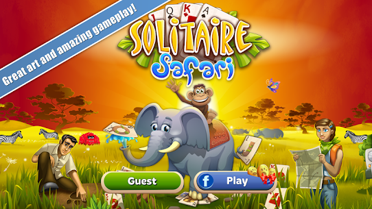 Solitaire Safari 1