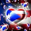 Puerto Rico Flag Love
