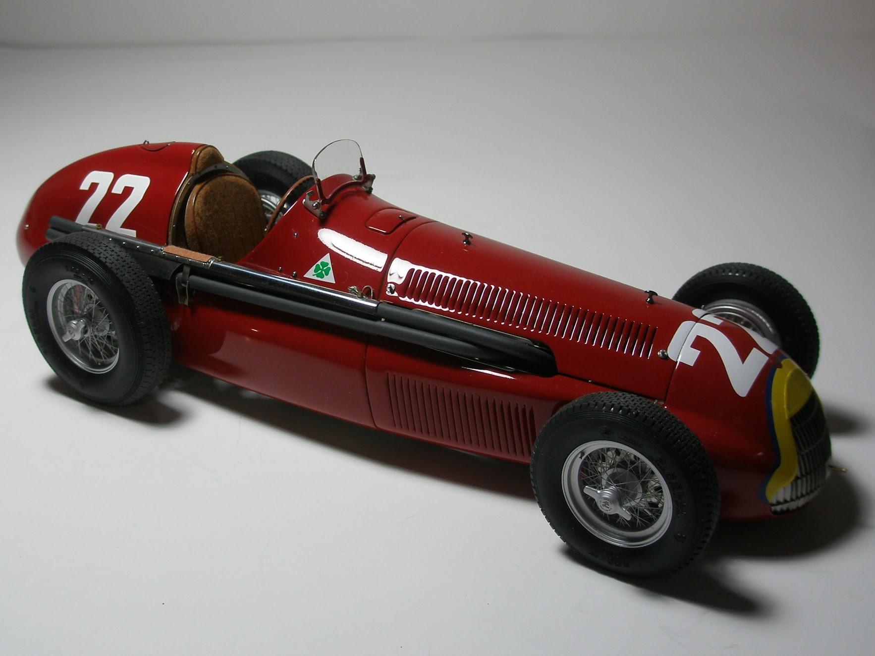 Fangio's F1