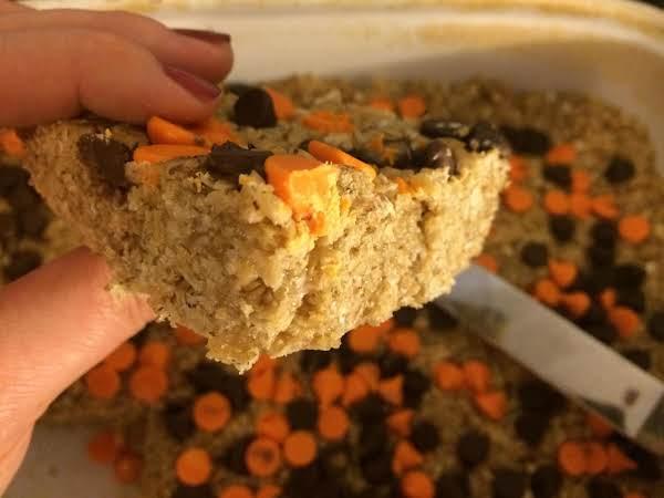 No Bake, Nut Free Granola Bars Recipe