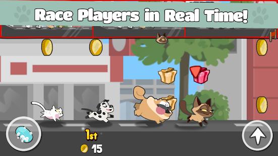 Pets Race – Fun Multiplayer PvP Online Racing Game 15