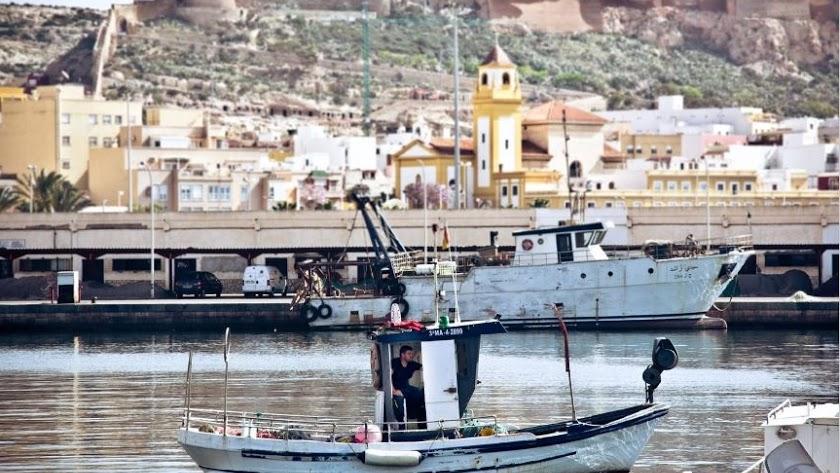 Puerto Pesquero de Almería