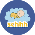 Schhh - Put your baby to sleep icon