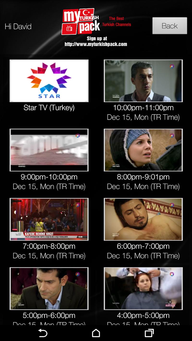 Скриншот My Turkish Pack