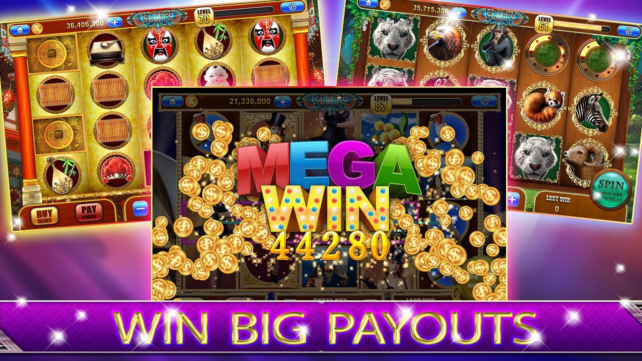 Слотов APK 1 16 - бесплатные игры казино андроид